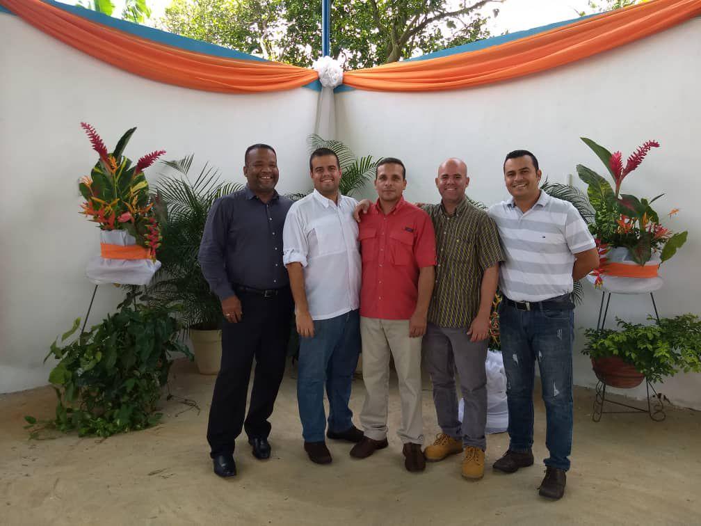 Junta Pastoral Iglesia Dios de Salvación Vista al Sol